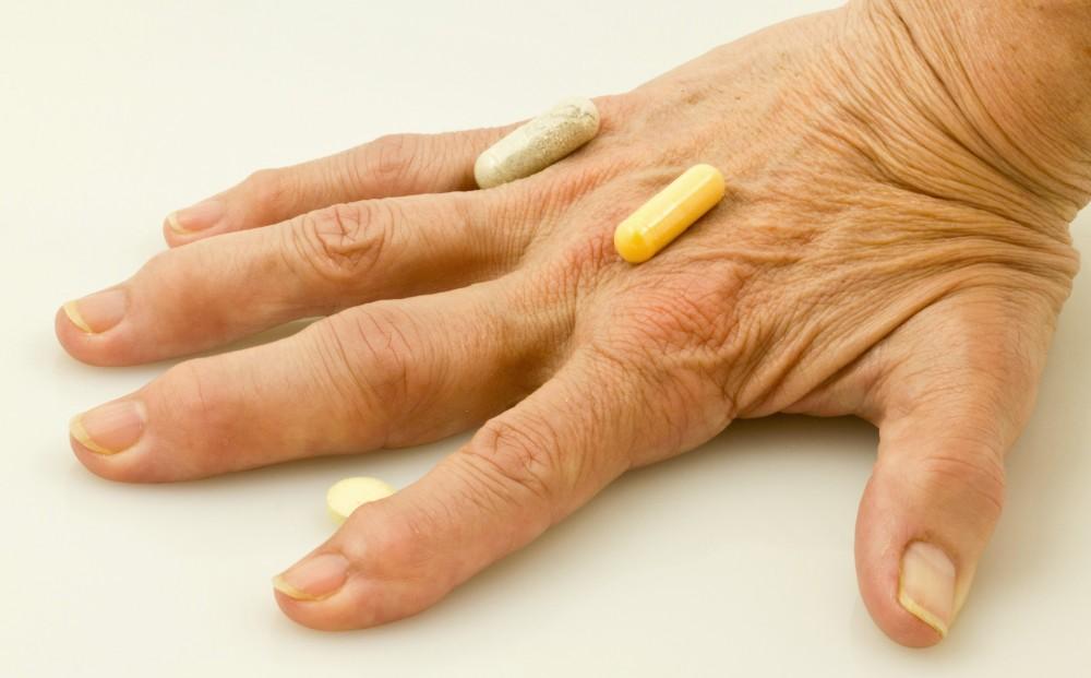 dispozitivele de tratare a artritei artritei