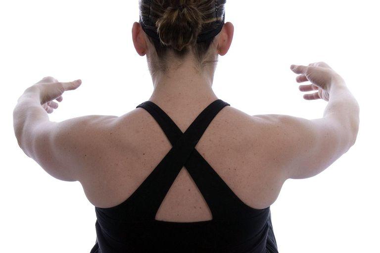 brațul de umăr nu se ridică Gâdilă șoldul când ghemuit