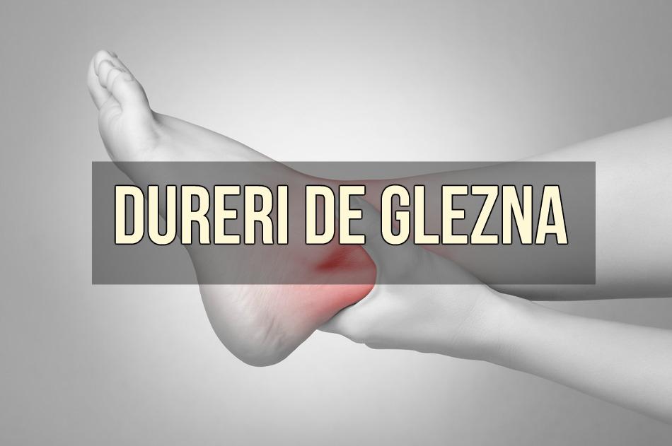 dureri cronice de gleznă artroza deformantă a articulației cotului stâng
