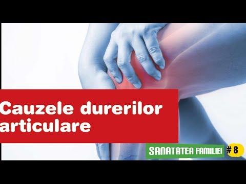 Dureri ale articulației șoldului periodic