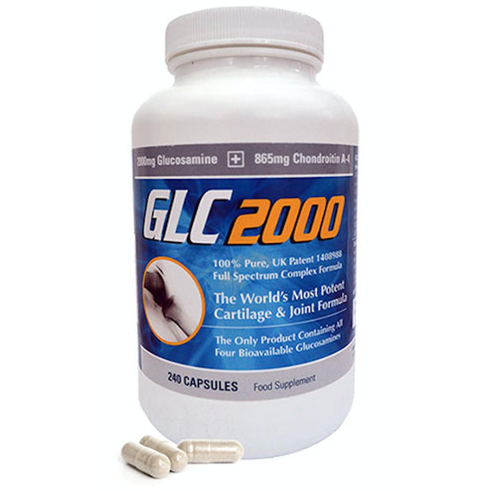 Glucozamină, Condroitină si MSM, tablete, Swanson - Primo Nutrition