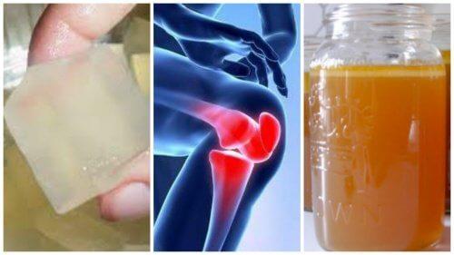Va ajuta gelatina cu dureri articulare. Tratament cu gelatină pentru dureri articulare