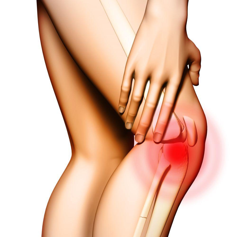 Cum să tratezi o fractură de genunchi, Meniu cont utilizator