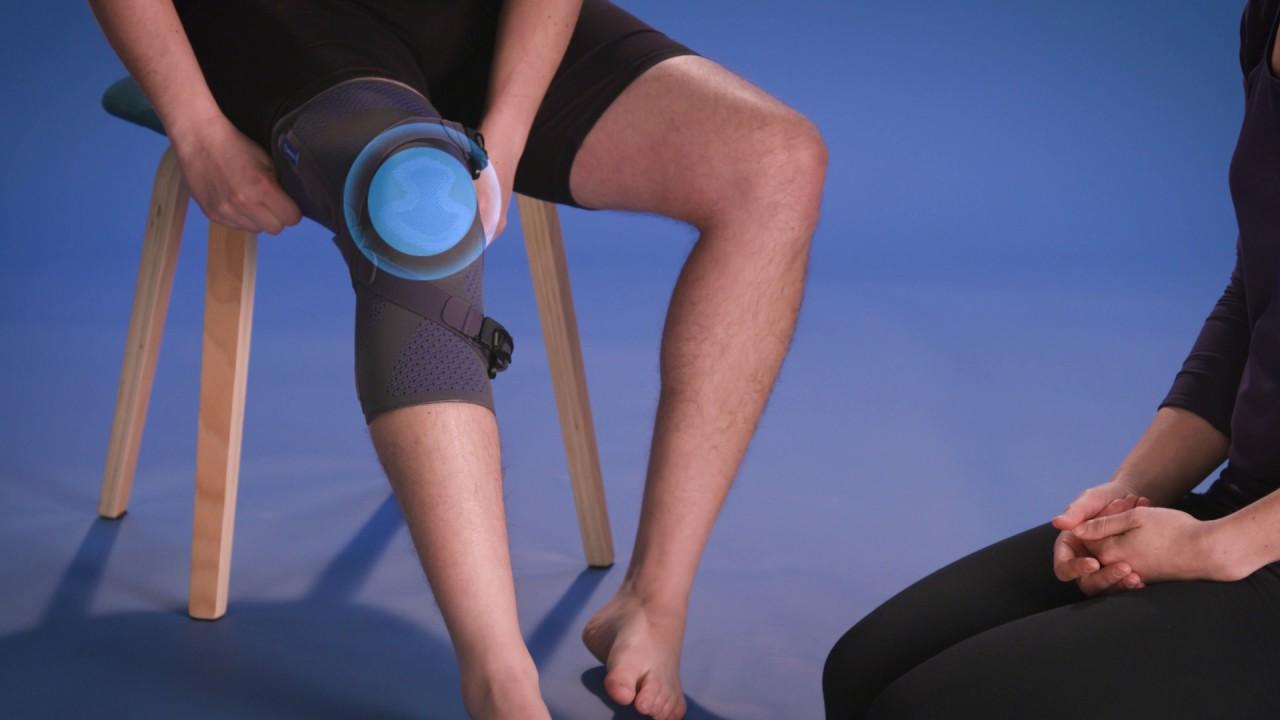 genunchiul dureri și gimnastică