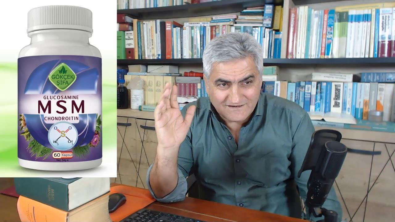 Biodisponibilitatea glucosaminei condroitinei