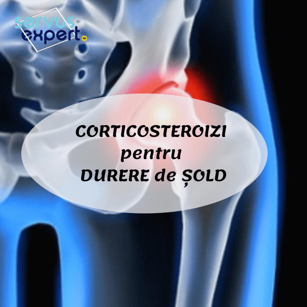 prescripție pentru durerea articulațiilor șoldului)