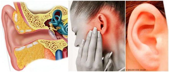 inflamația articulației urechii)