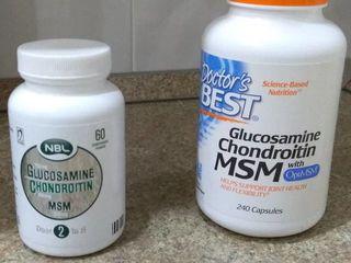 produse care conțin glucozamină și condroitină