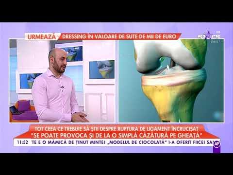 artroza deformantă a articulațiilor temporale