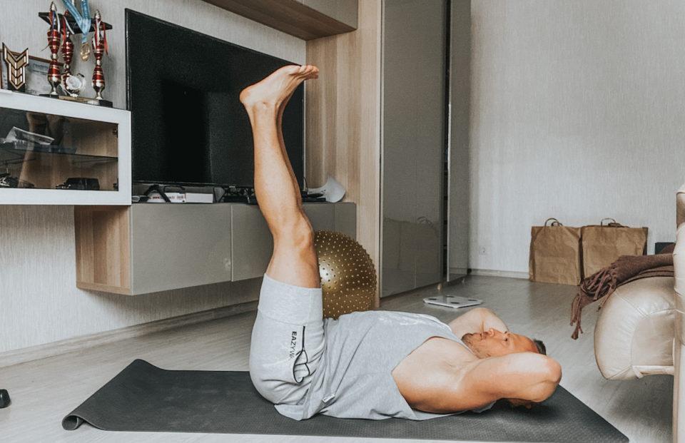 articulațiile la nivelul picioarelor de sub abdomen)