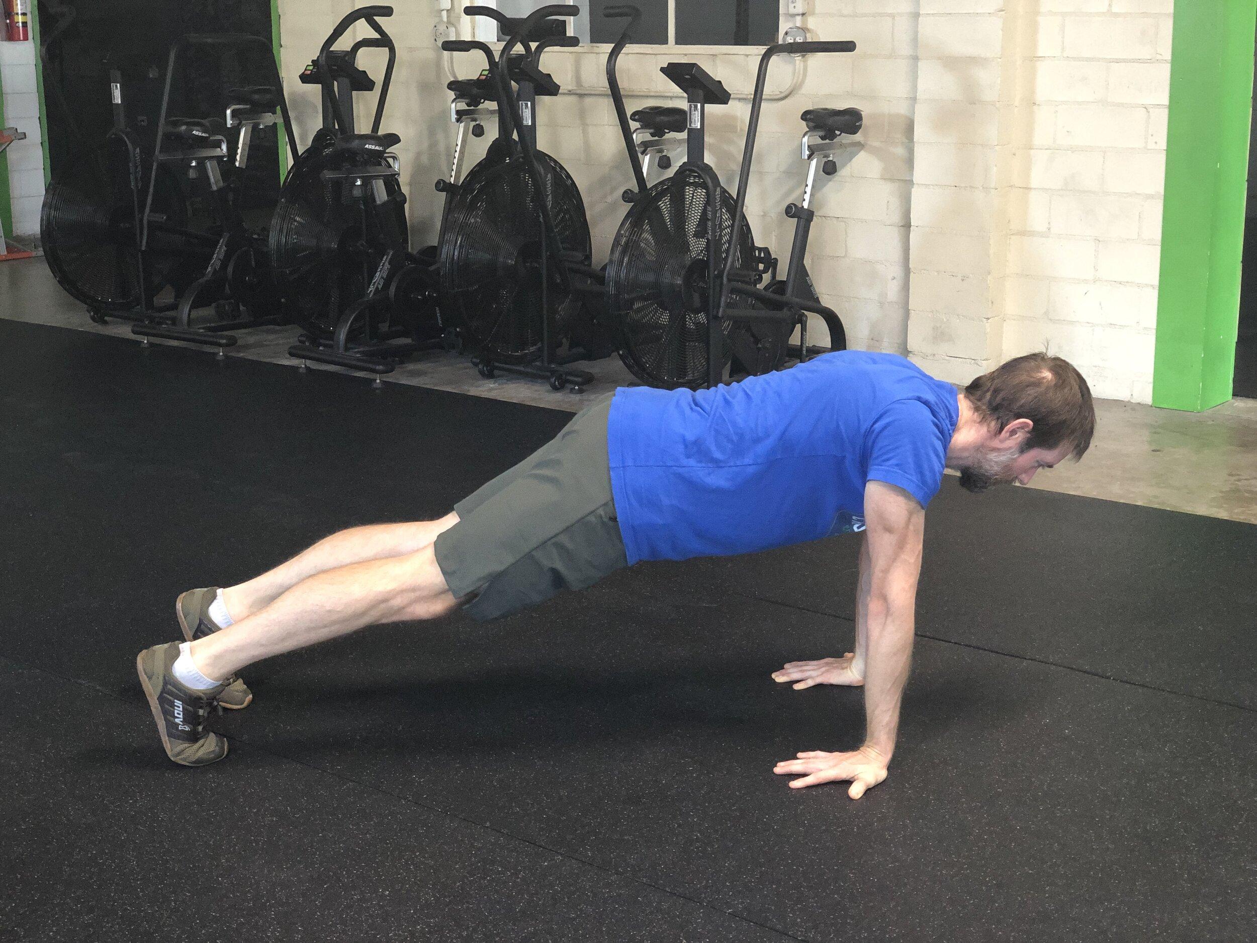 cu dureri articulare push-ups
