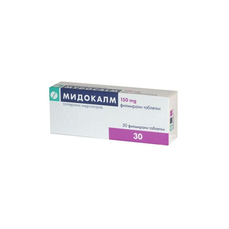 midocalm din dureri articulare)