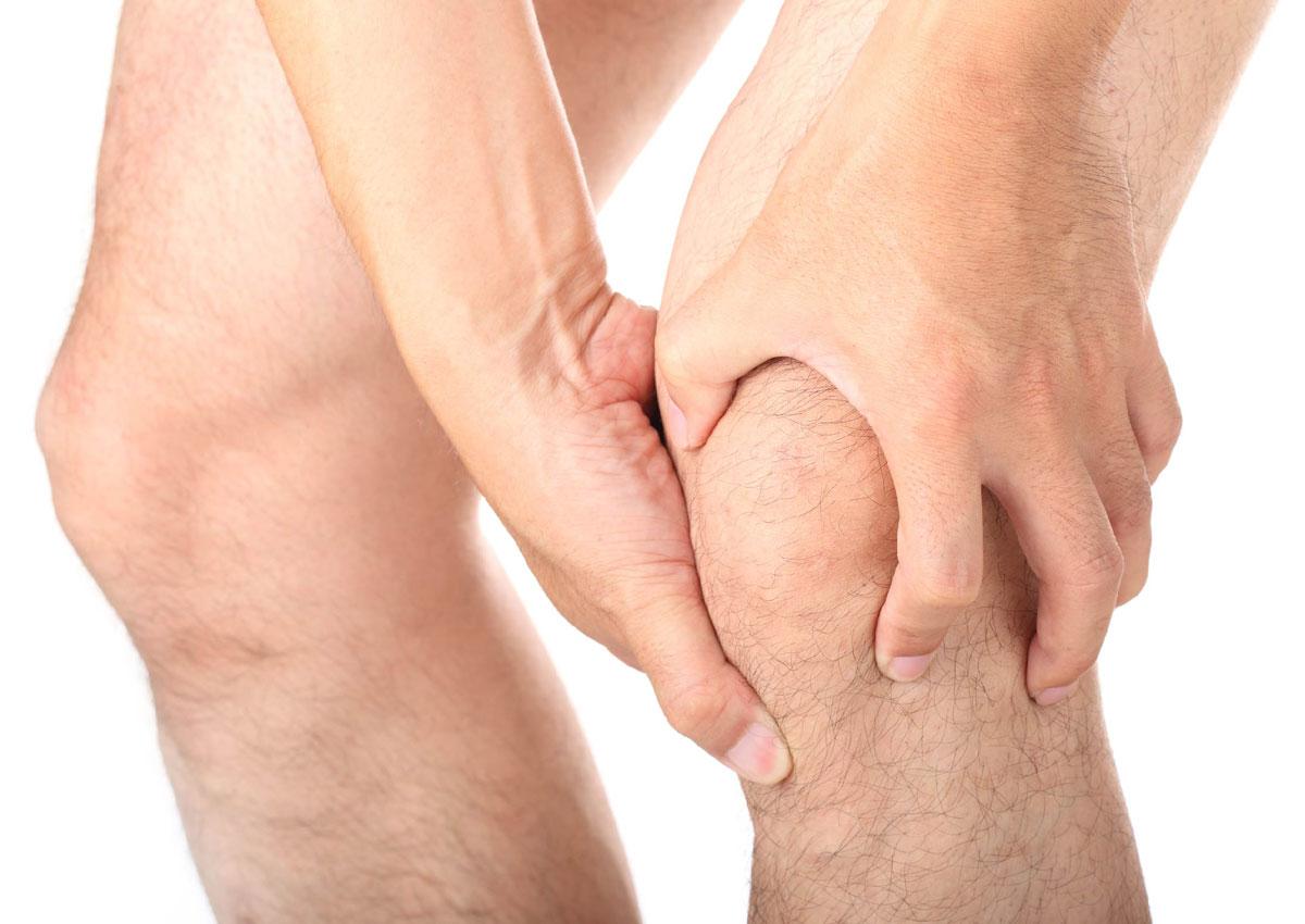 inflamație severă a genunchiului