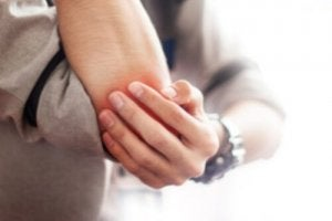 Tratamentul bursitei genunchiului cu Dimexidum