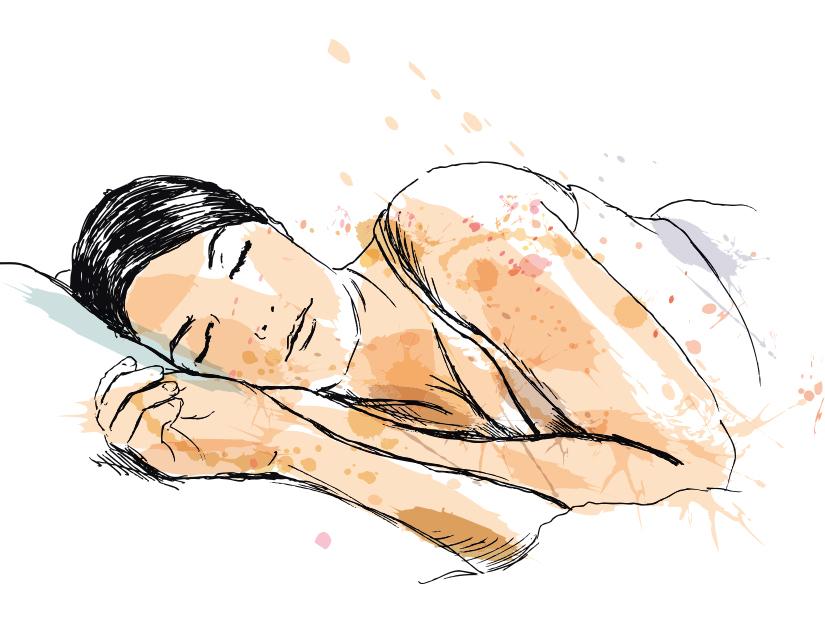 dureri articulare după un somn de noapte
