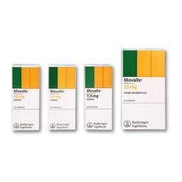 Movalis 15 mg x 20 compr.