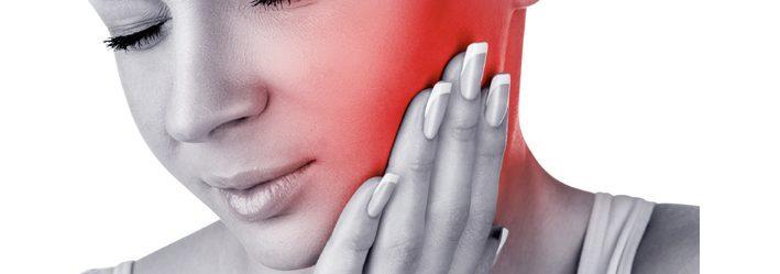 tratamentul articulațiilor la nivelul capului