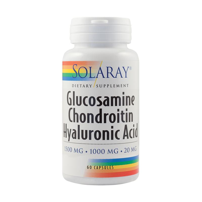 glucosamina condroitină nu este absorbită)