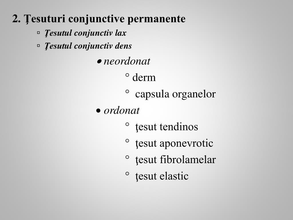 preparate pentru elasticitatea țesutului conjunctiv