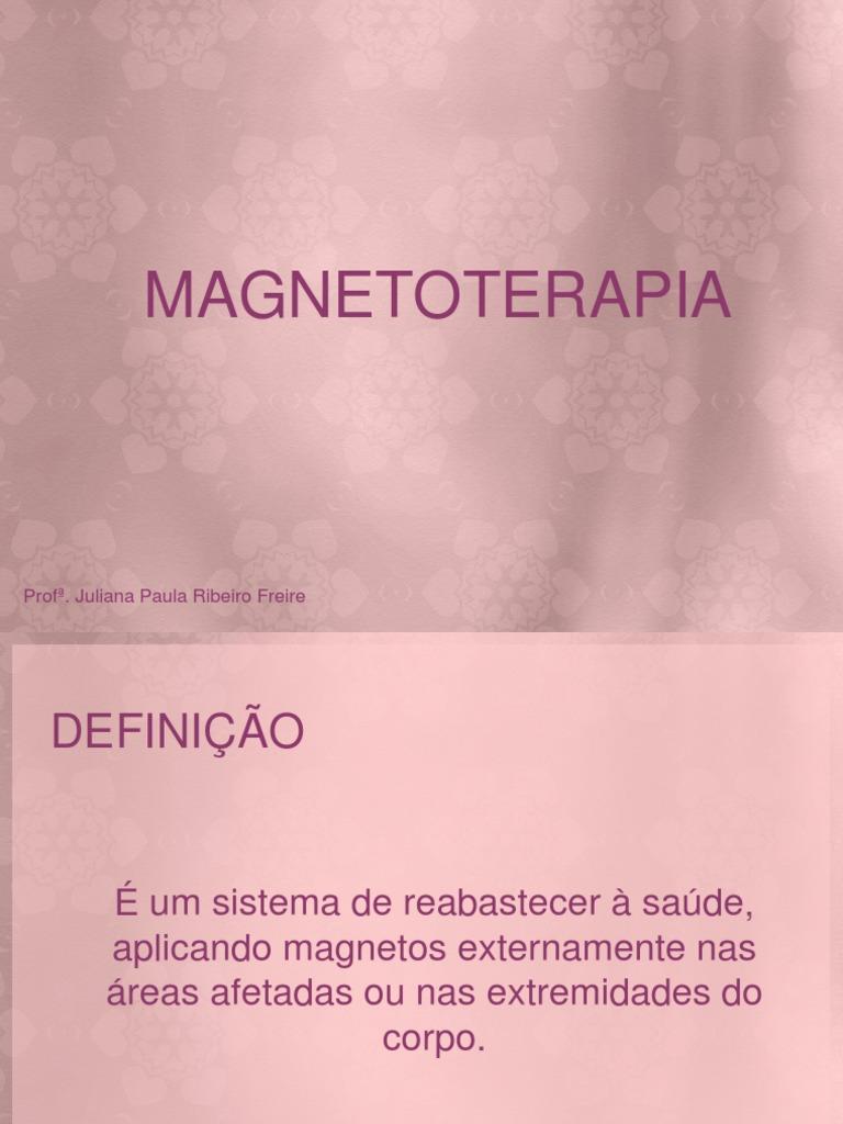 tratament articular cu magneto