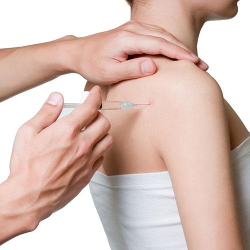tratamentul bursitei pe articulația umărului)
