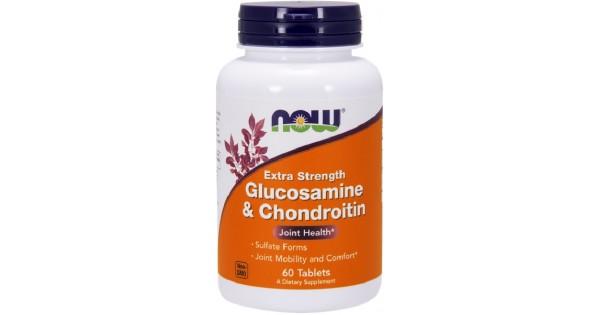 din ce derivă glucozamina și condroitina)