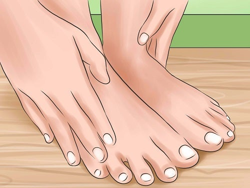 durere în articulațiile degetelor de la picioare