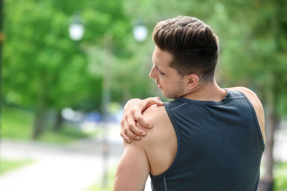 durerea articulației umărului stâng
