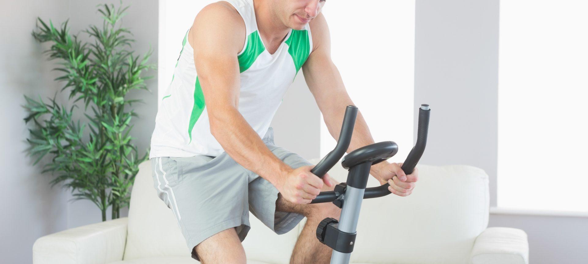 dureri de sold și biciclete de exercițiu