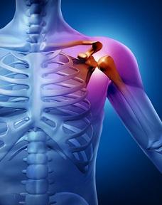 dureri la nivelul axilei stângi și a articulațiilor)