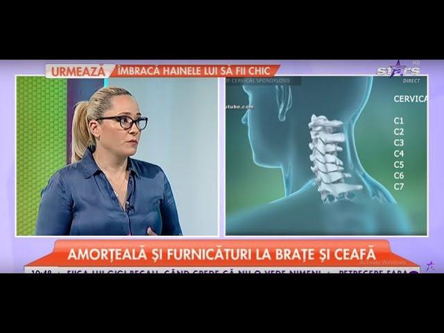 artroza vertebrelor cervicale și tratamentul acesteia