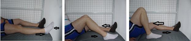 recuperare după rezecția genunchiului