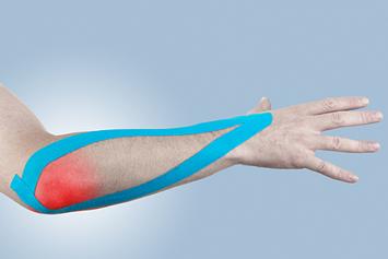 epicondilita tratamentului articulației cotului cu diprospan)
