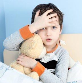 dureri articulare musculare la copii la temperatură