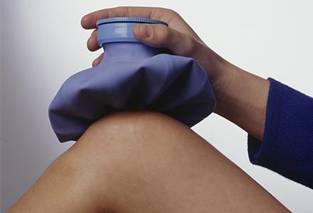 gheata din dureri de genunchi