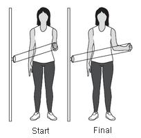 gimnastica durerii articulare a umărului