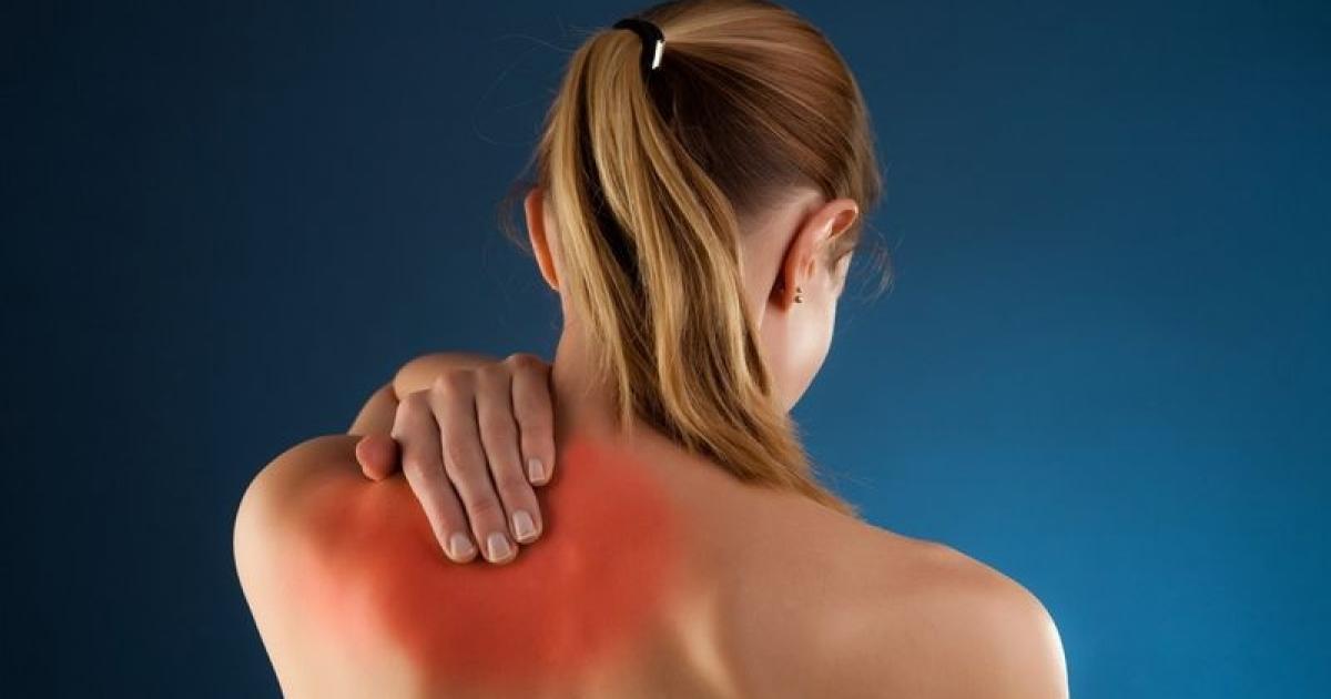 inflamația articulației umerilor cervicali