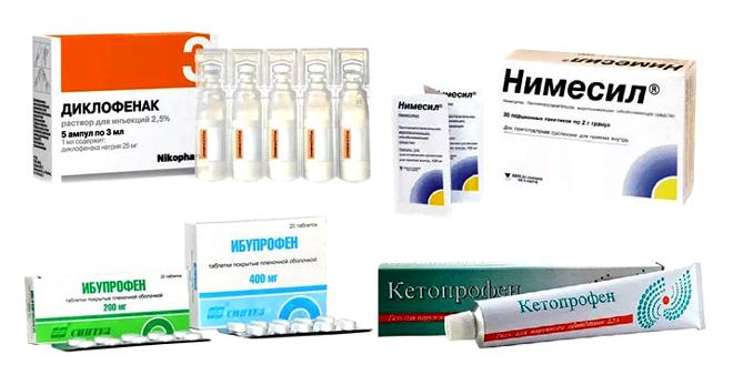 medicamente principale pentru tratamentul osteochondrozei
