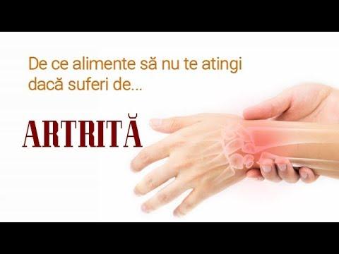 test de artrită la șold