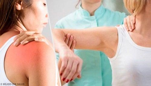tratamentul capsulitei de umăr