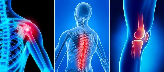 tratarea coloanei vertebrale și a articulațiilor fără medicamente)