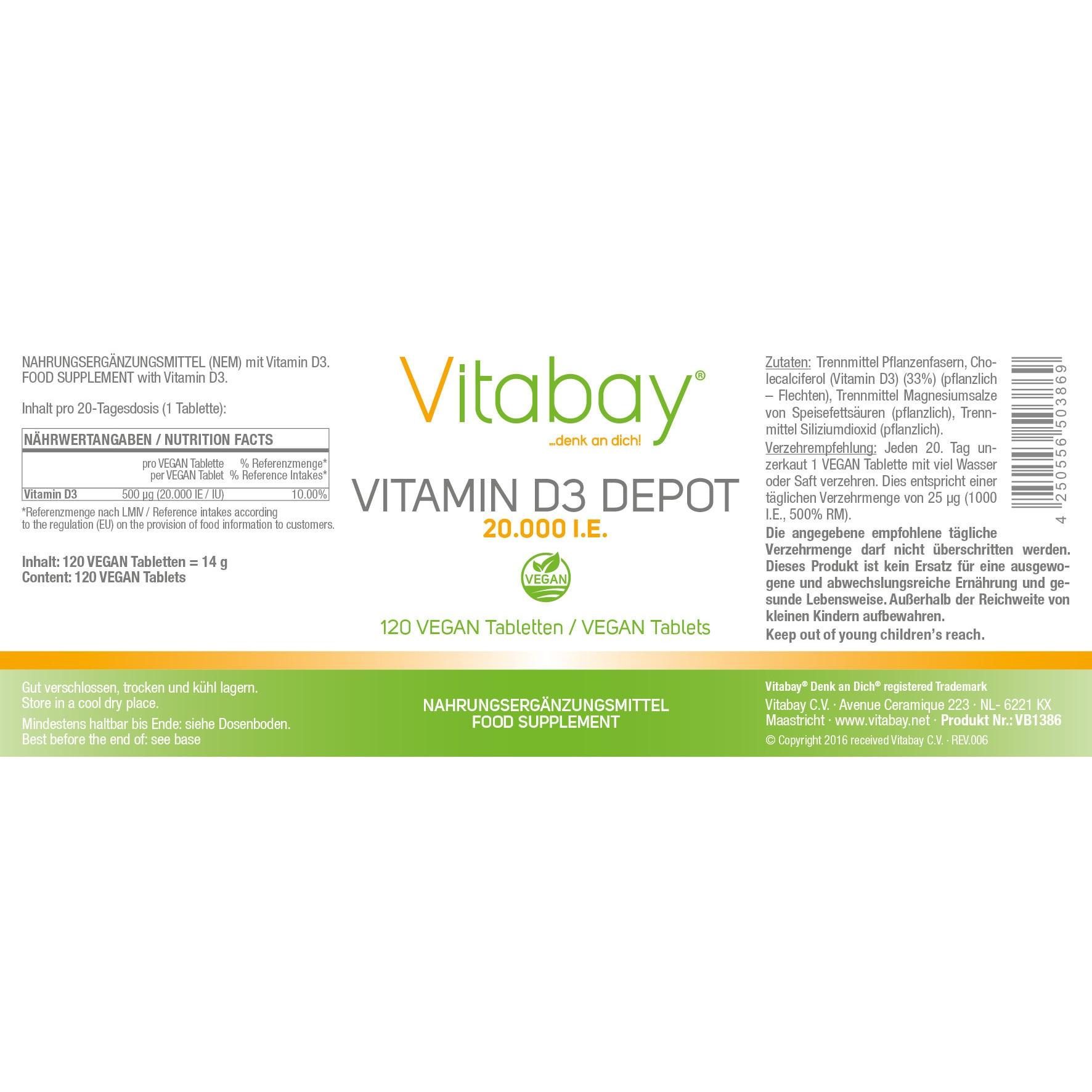 Importanța vitaminei D pentru sănătatea organismului