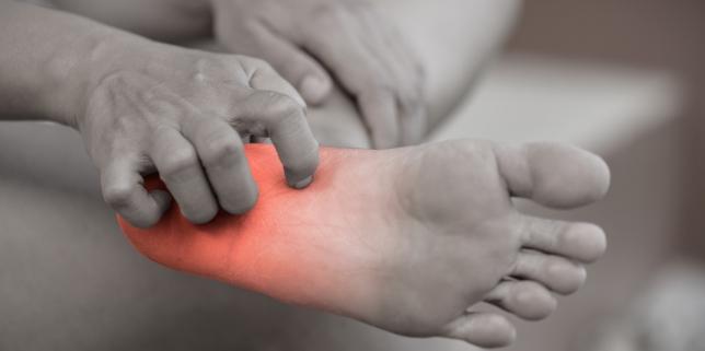 mâncărimi și dureri articulare)