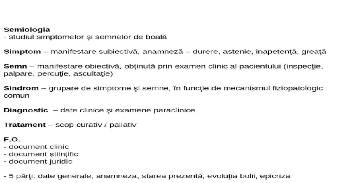 Analize medicale de laborator recomandate în tulburările gastrointestinale din materiile fecale