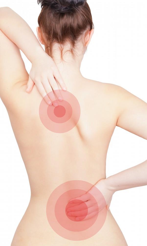 dureri ale coloanei vertebrale în diverse articulații