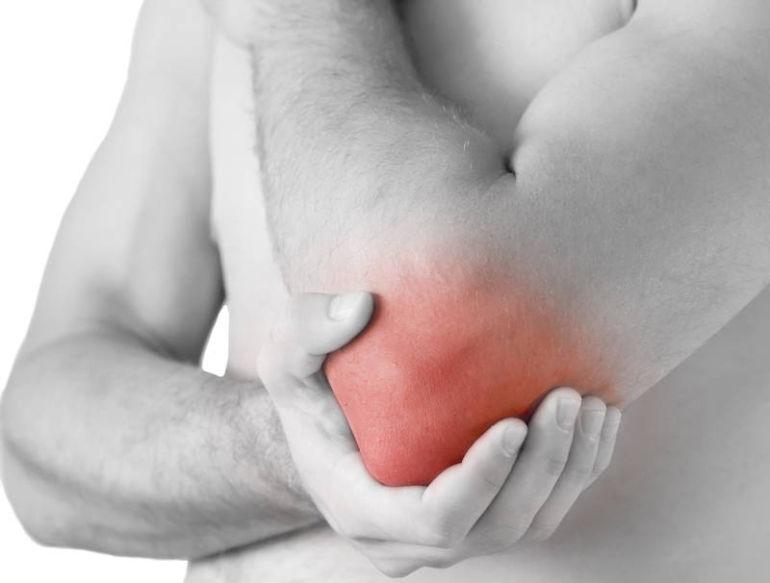 dureri articulare la cot de la antrenament)