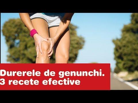 criză severă la genunchi, fără durere)