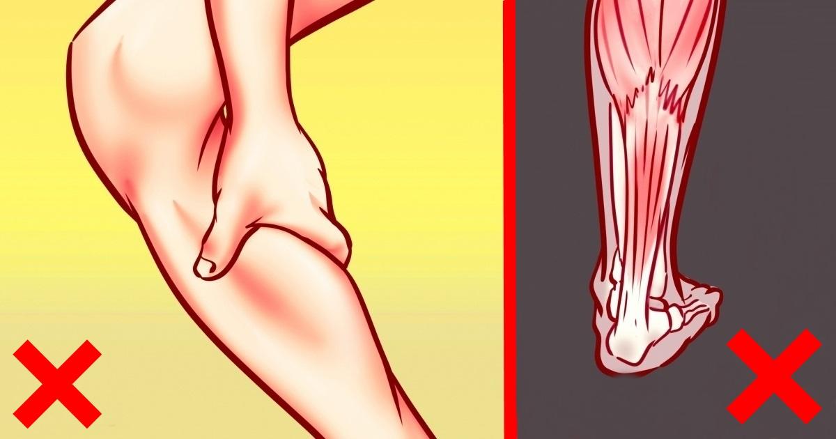 picioarele sunt grele, iar picioarele în articulație doare)