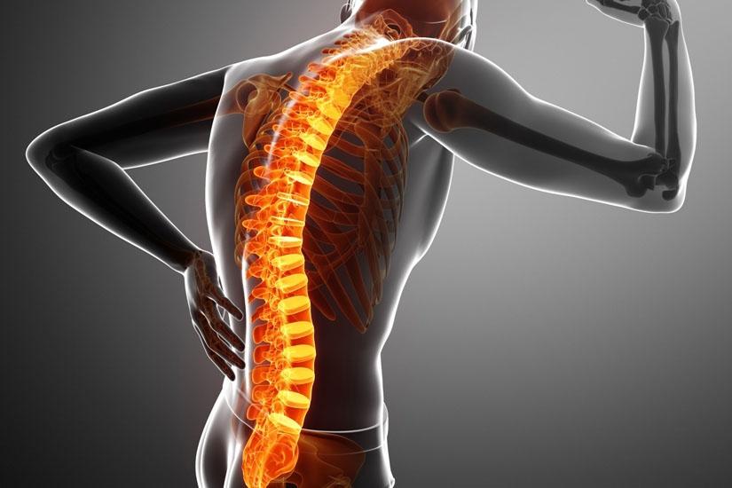 durere la nivelul șoldului și a coloanei vertebrale