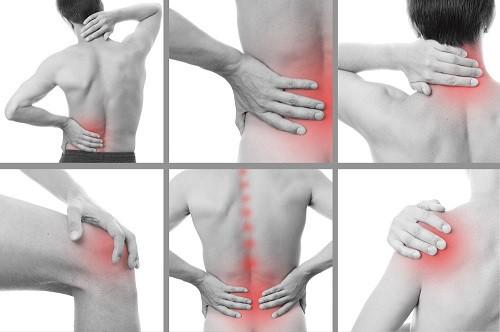 dureri articulare lombare
